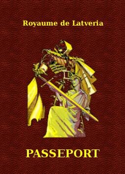 Passeport Latverie