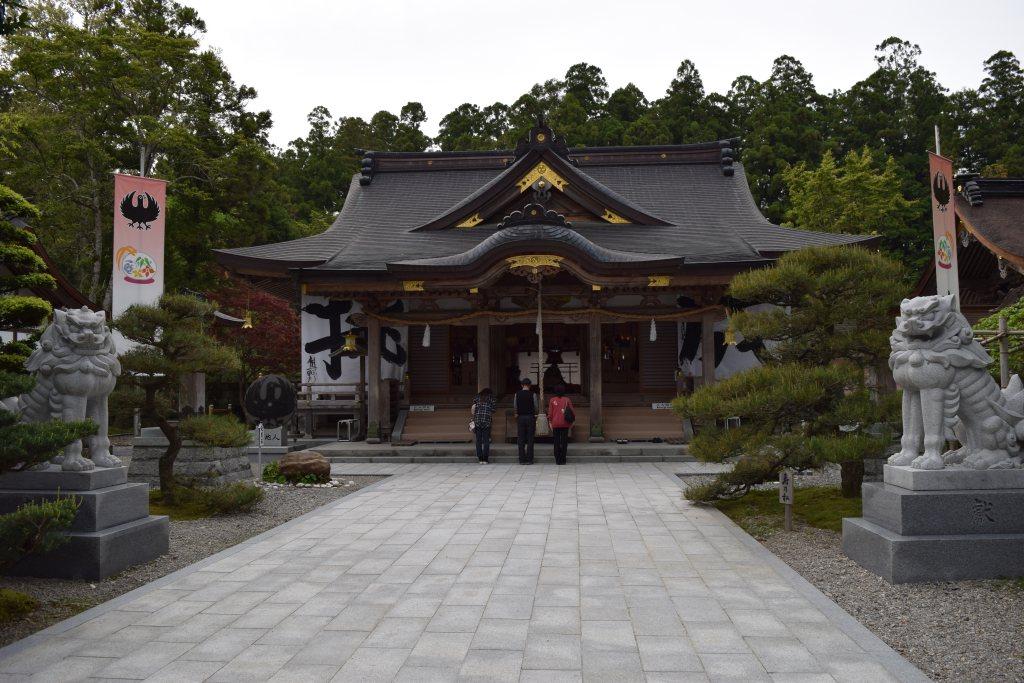 Kumano Kodo – Partie 3